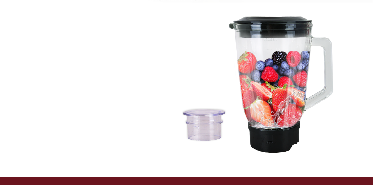Tafel blender 1500ml