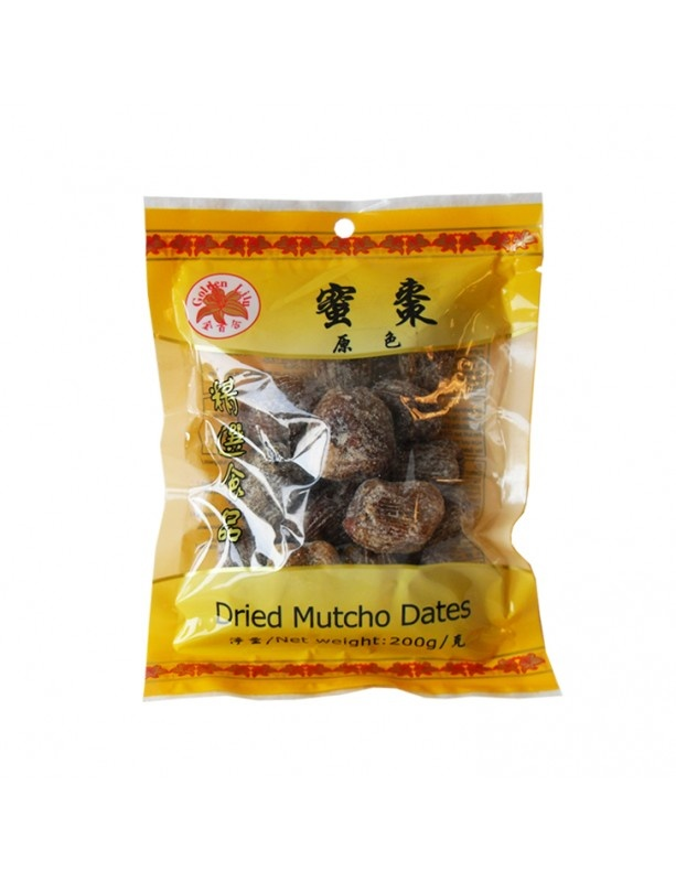 Dried Mutcho Dates(200g)