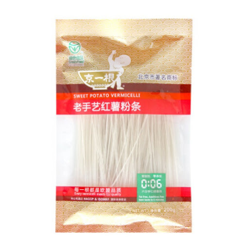 Sweet Potato Vermicelli Broad(200g)