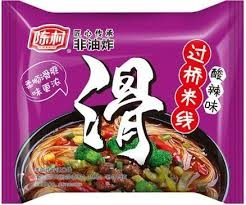 Hot and Sour Rice Noodles(100g)