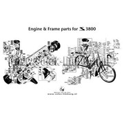 Placemat / poster Solex