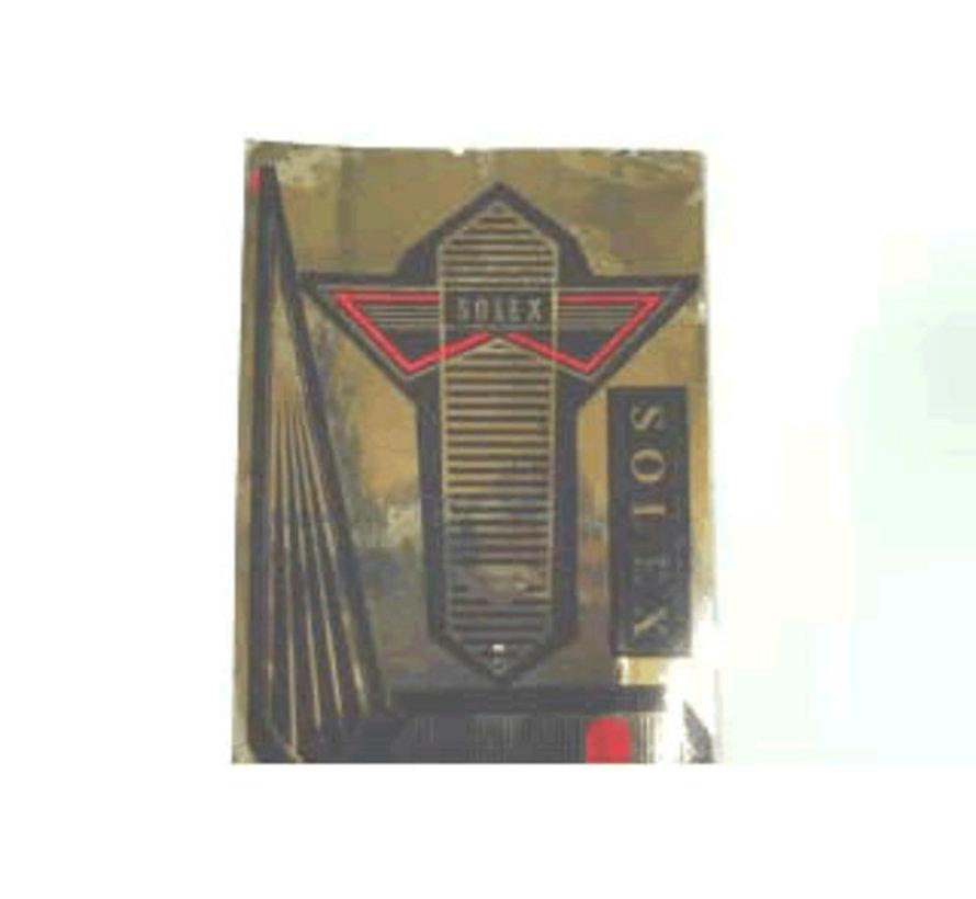 Sticker set, Stokvis gold rush Solex