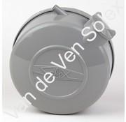 01. Fuel tank Solex complete grey