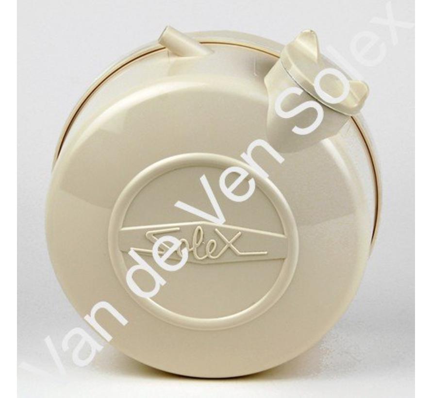 01. Fuel tank Solex white