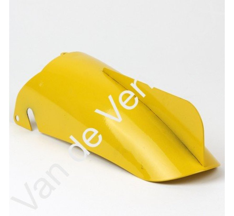 08. Motorspatbord geel Nederlandse solex