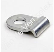 08. Montageplatte Stange Schutzblech hinten Solex