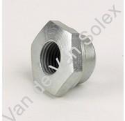 38. Moer 10x1 (zeskantig) Solex