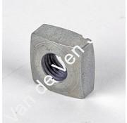45. Nut M8x1-13 (square) Solex