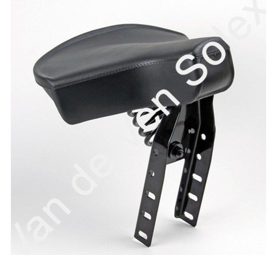 52. Saddle complete Solex 3800
