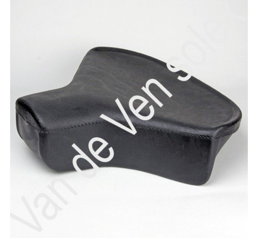 53. Saddle cover for the solex 3800 black