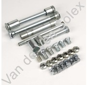66. Schraubensatz komplettes Frame 1700-2200-3800-NL Solex