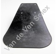 Mud flap 4 holes type Solex 3800 French