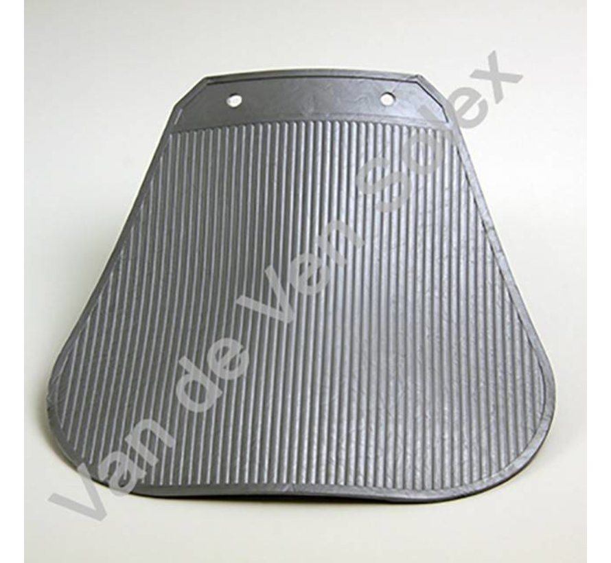 Mud flap Solex type 3800 grey
