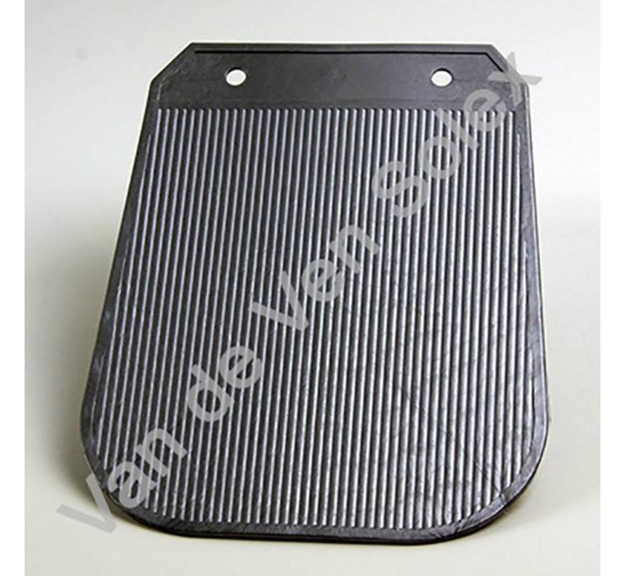 Mud flap Solex type 5000 grey