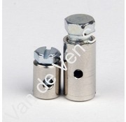 03. Schraube für festsetzen Dekompression Solex (klein)