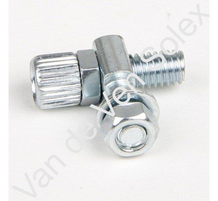 05. Rear brake turnbuckle Solex
