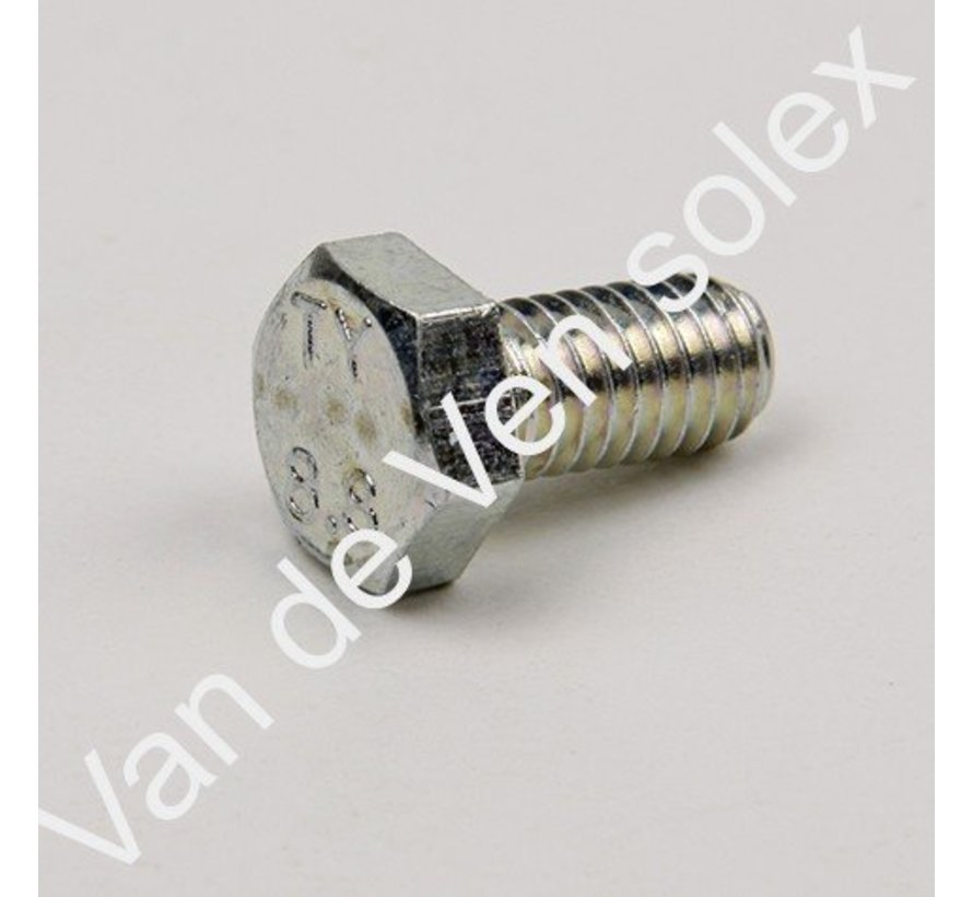 06. Schraube M6x12 (sechseckig) Solex