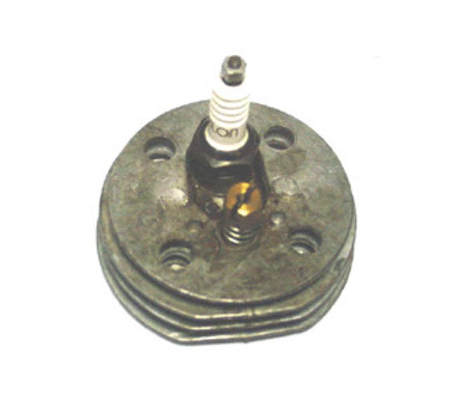 17. Zylinderkopf Solex (nur gebraucht)