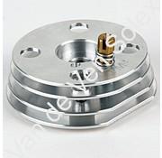 17. Race cilinderkop Solex met decompressieklep