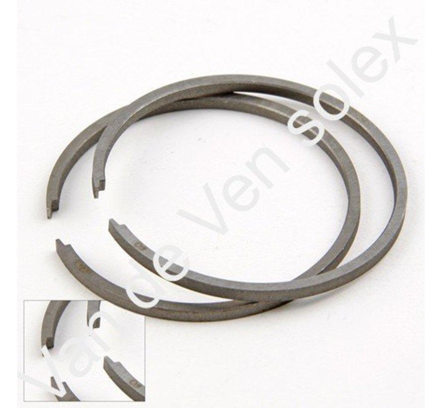 24. Piston ring oversized piston Ì÷ 40 mm Solex