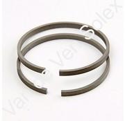 24. Piston ring Dutch Solex-2200-1700 Ø 39,5 , 2 pieces