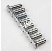 34. Screw 6xM6x16 and 2xM6x20 Solex