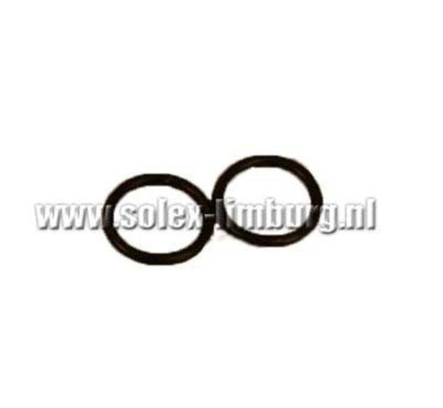 Gasket ring for crank-shaft Dutch Solex (2 pieces)