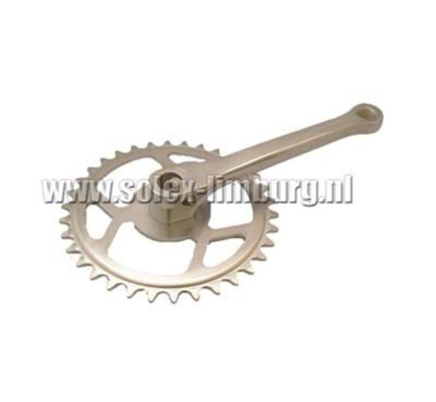 06. pedal arm right crank right solex