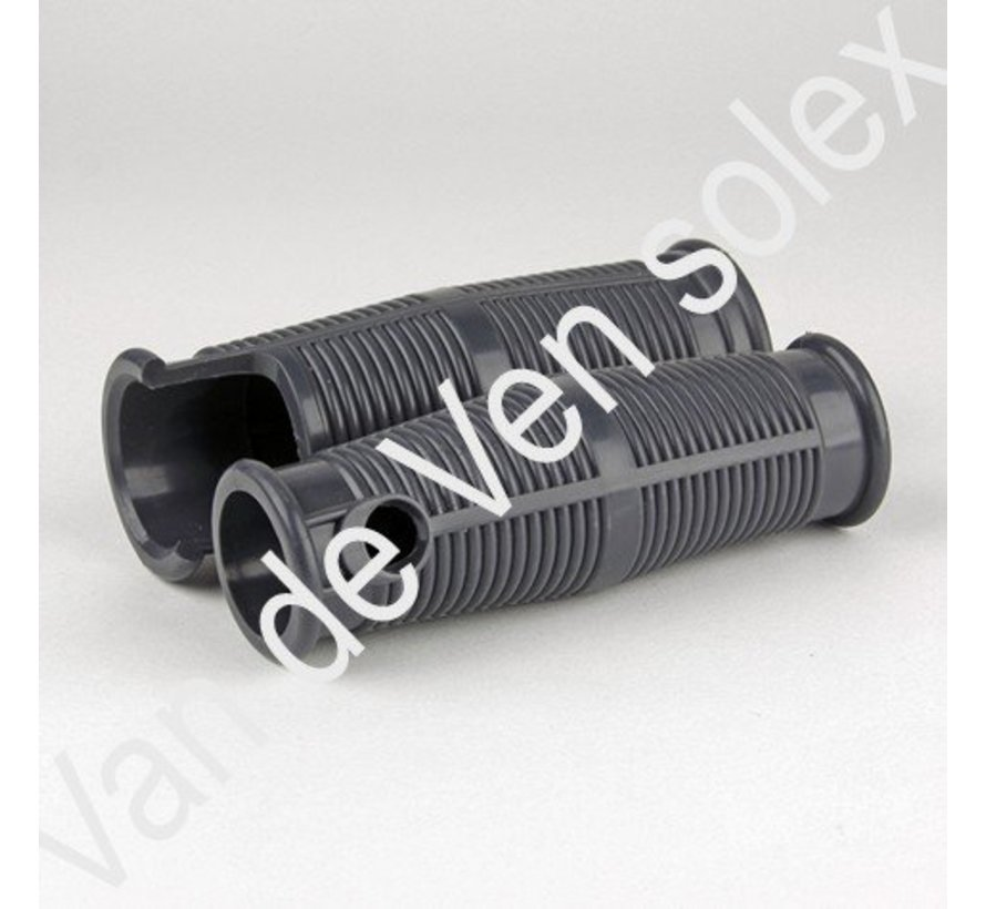 06. Set Handgrip Solex in dark grey