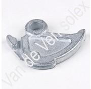 14. Aluminium binnenwerk voor draaigas Solex 3800