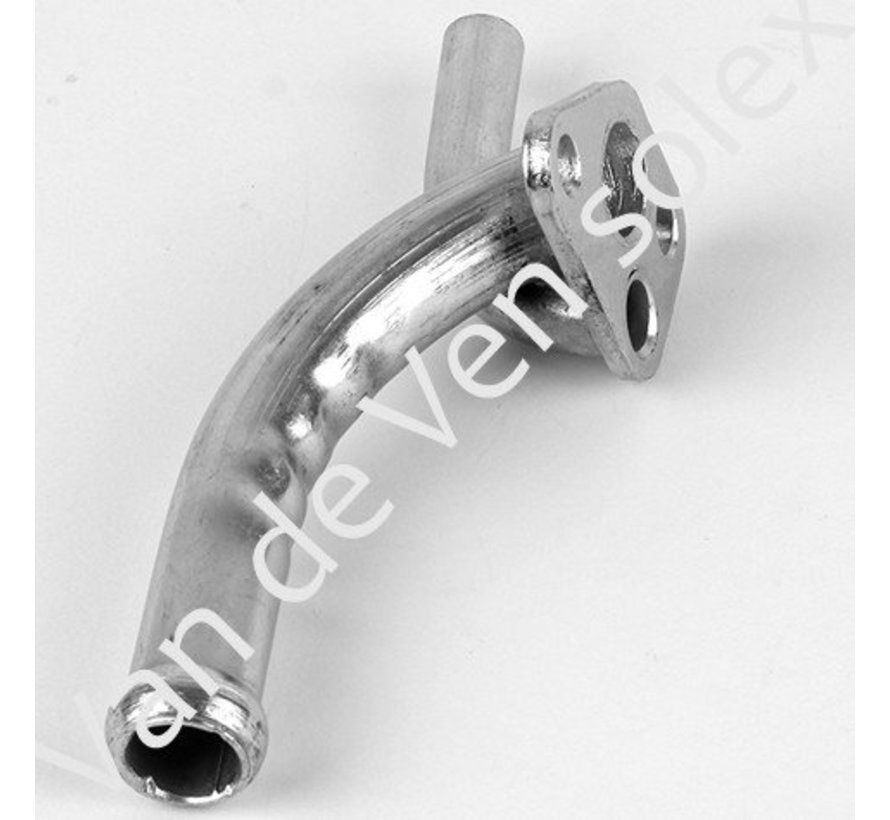 01. Inlet-exhaust pipe unit Solex