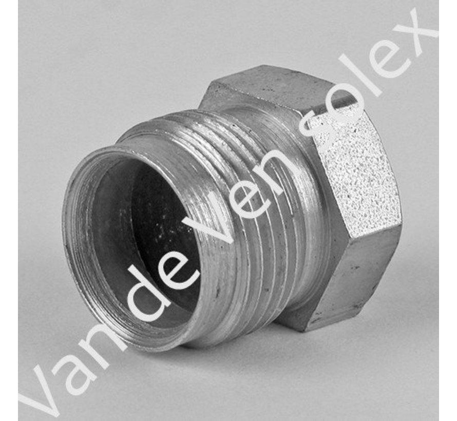 05. Inlet pipe nut Solex