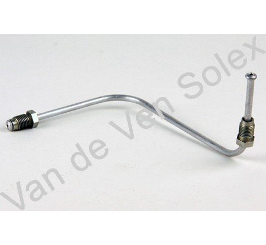 06. Brandstofleiding carburateur - pomp Solex Type 3800