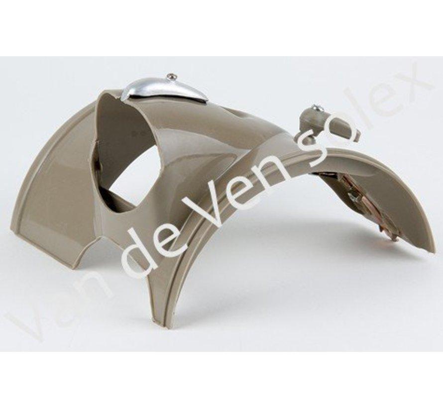 01. Engine cover Solex OTO, 2200, 1700 beige