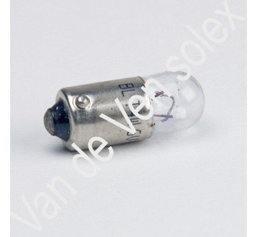 03. Bulb for rear light 6v-4W bayonet Solex
