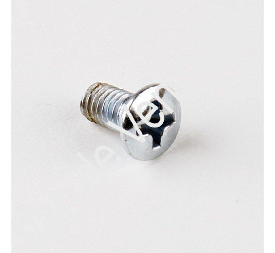 07. Screw M4x8 lighting Solex