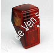 09. Rücklicht mit Bremslicht für den Ungarischen Solex