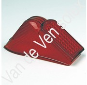 10. Plastic rear light cover Solex 3800