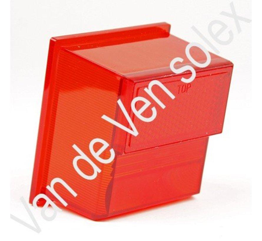 10. Rücklichtkappe Solex 5000-6000