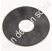 14. Rubber gasket for flywheel Solex