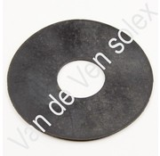 14. Rubber plaat vliegwiel / Pakking rubber voor vliegwiel Solex