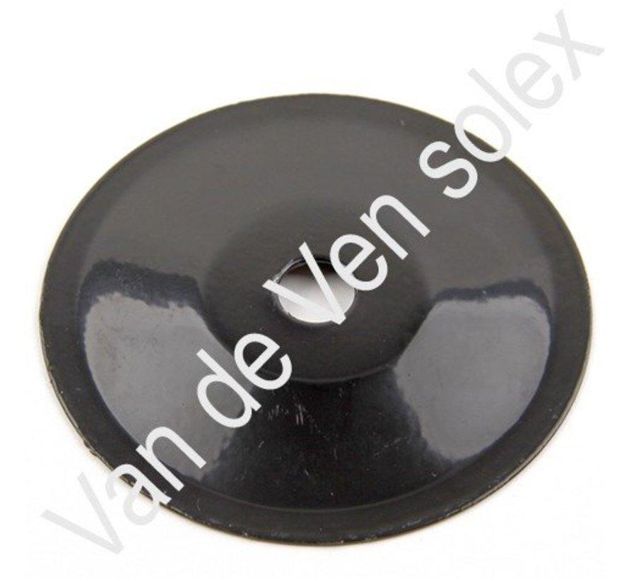 15. Beschermkap metaal, ontsteking, vliegwiel, Solex