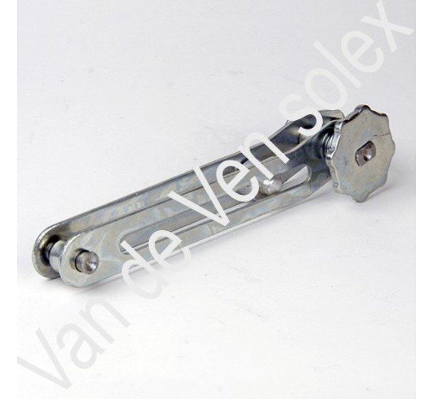 02. Flange break key mounting Solex