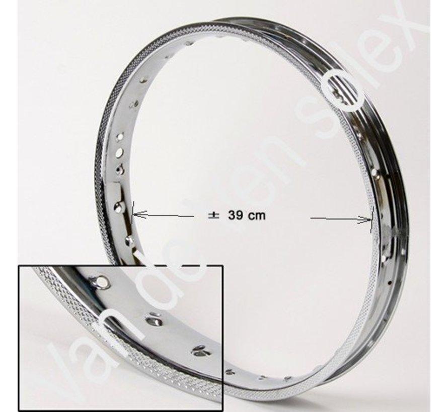 07. Rim 2-12 / 16 x 2 Dutch Solex 5000 28 spokes