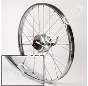 10. Hinterrad ohne Schlauch und Reifendecke ungarischer französischer Solex