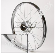 10. Rear wheel without tyre and inner Hungarian and French Solex