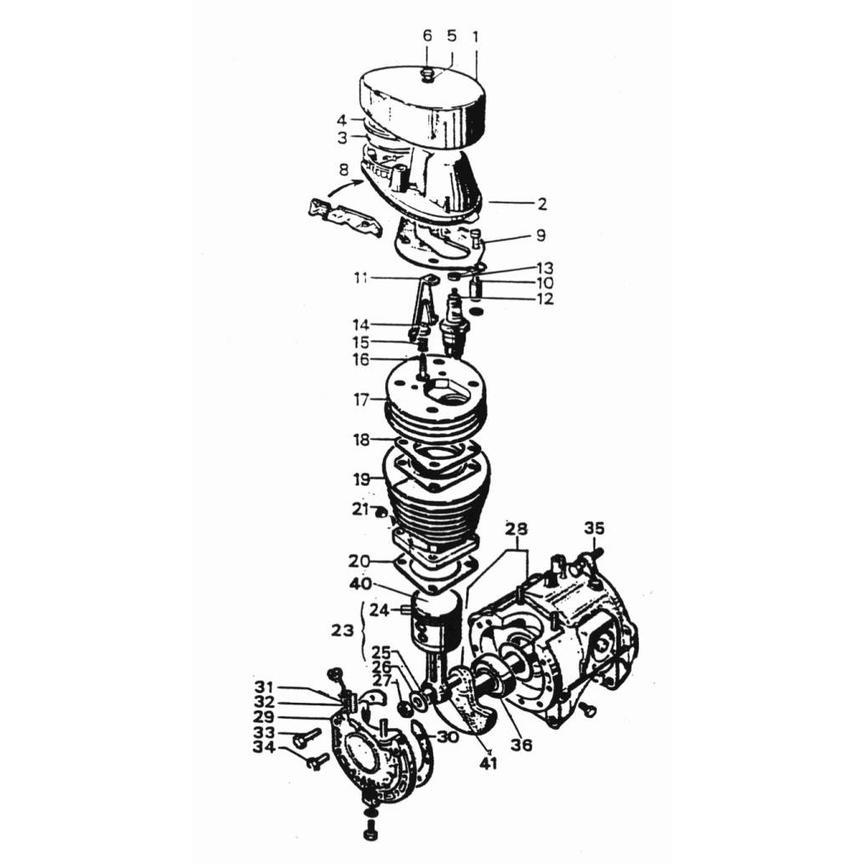 Motor-engine