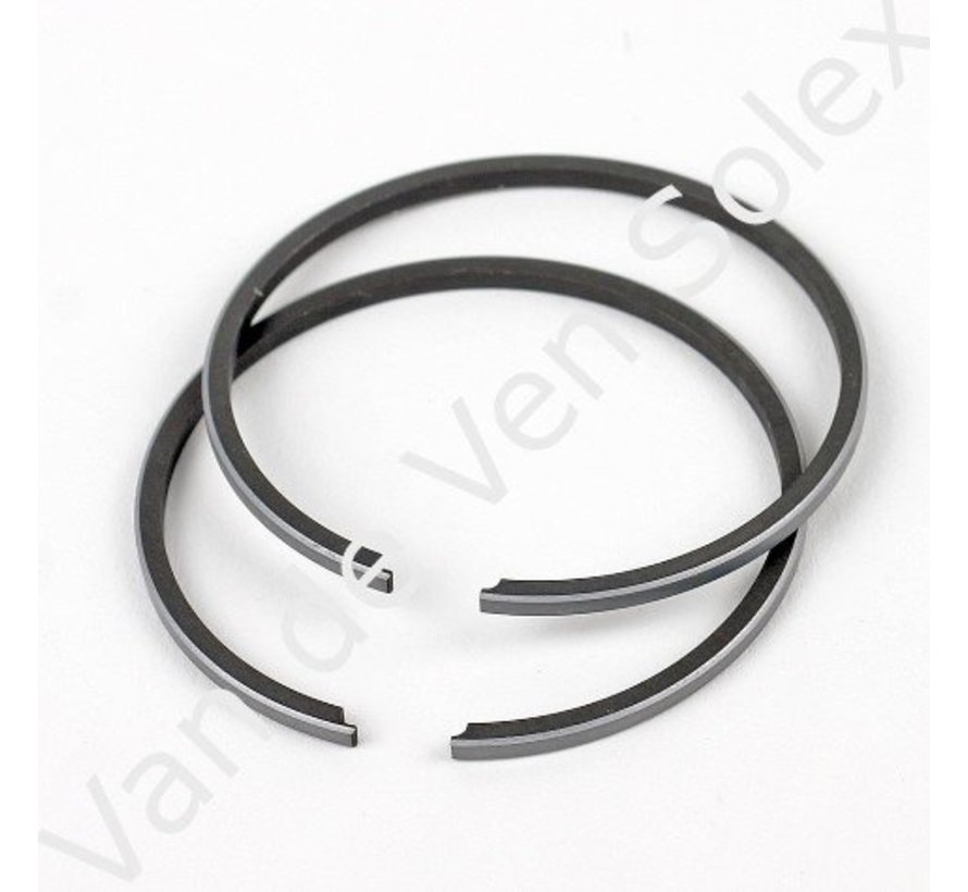 24. Piston rings race cylinder solex 39,50mm