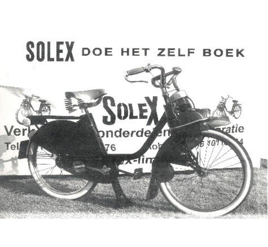"""3. Boek Solex """"Doe het zelf"""""""