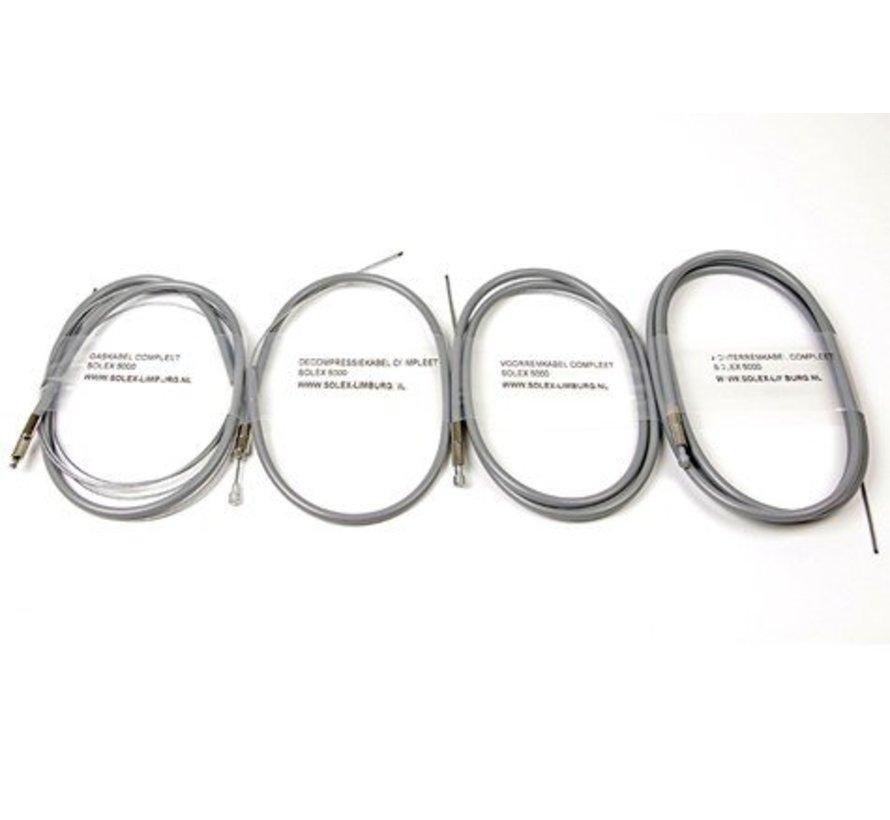 02. auspuffanlage für velosolex 5000 impex